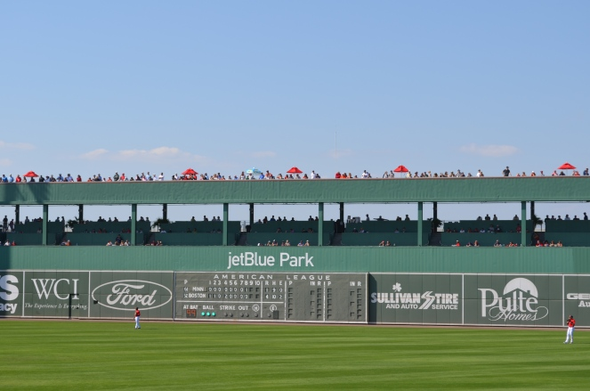 Photos from Spring Training