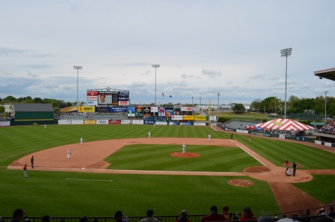McCoy Stadium Home of the Pawtucket Red Sox