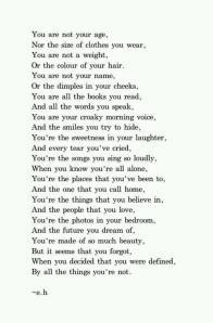 chivette poem